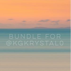 Other - Bundle for @KGKrystal0